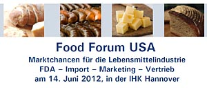 Export in die USA: Fit for FDA