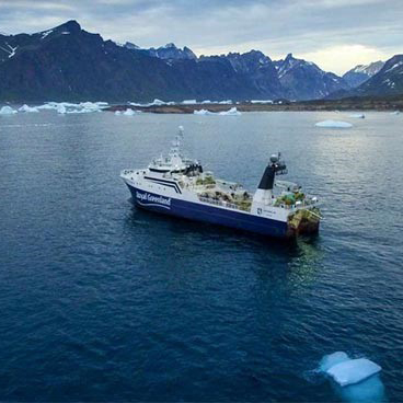 royal greenland Royal greenland a/s is a fishing company in greenland, spun off from kalaallit niuerfiat in 1990 but still wholly owned by the government of greenland the.